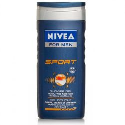 Nivea Sport For Men Shower Gel
