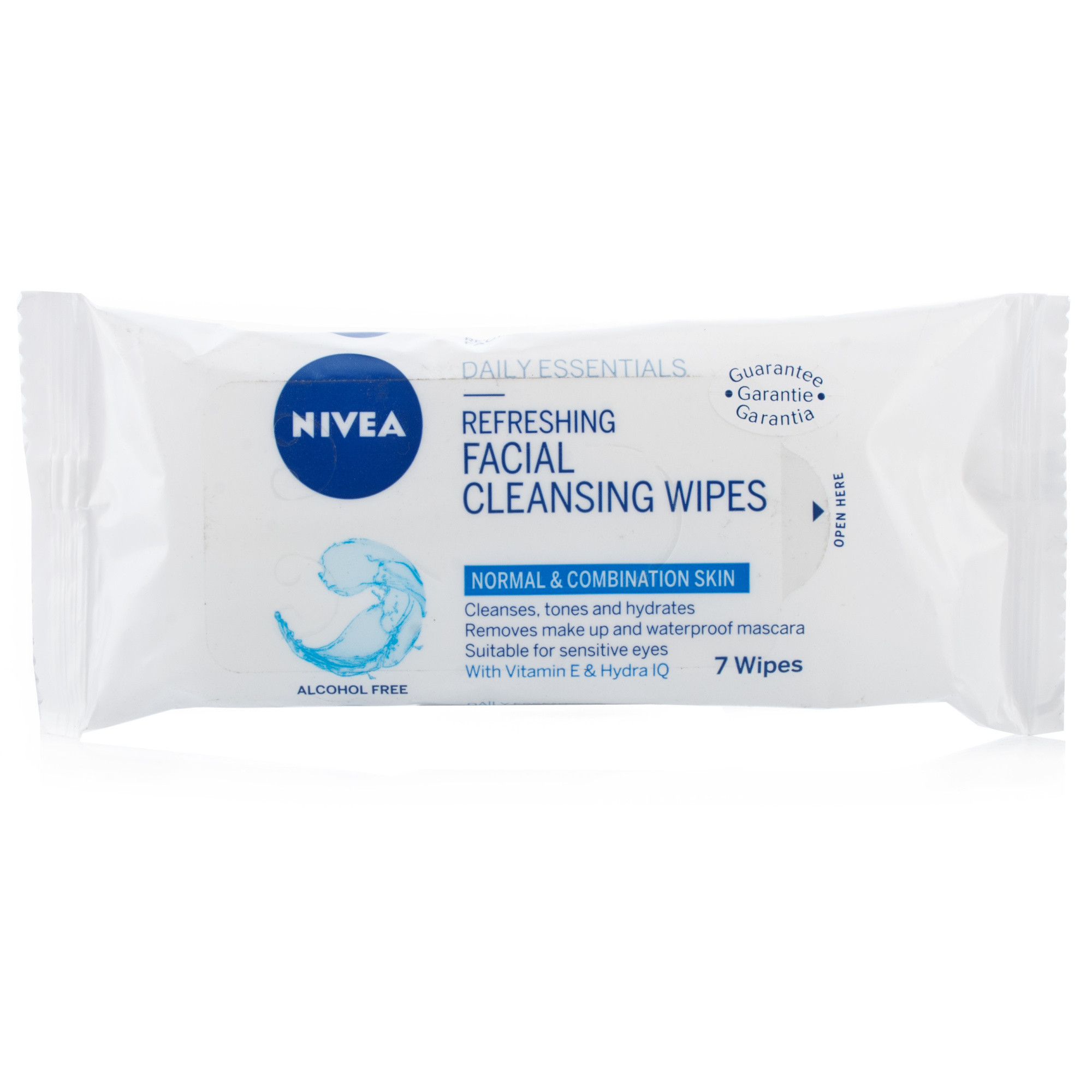 Nivea Visage Cleansing Wipes Normal/ Medium Skin