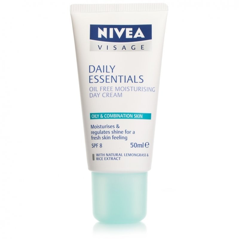 Nivea Visage Daily Essentials Oil Free Moisturising Cream