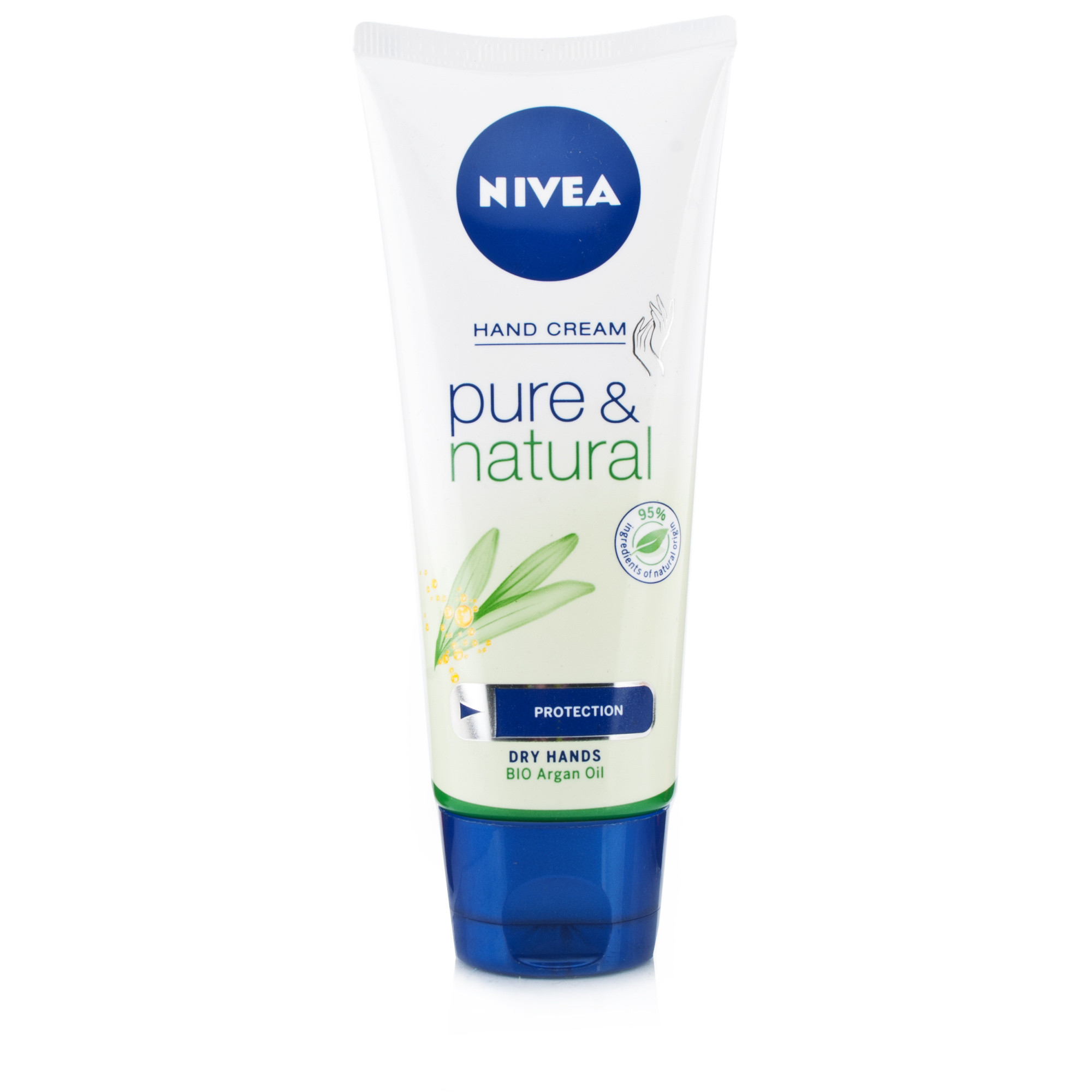Nivea Visage Pure & Natural Hand Cream 100ml