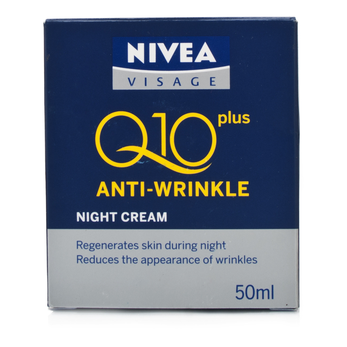 Nivea Visage Q10 Plus Anti-Wrinkle Night Creme