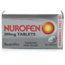 Nurofen Ibuprofen 200mg Tablets