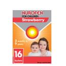Nurofen For Children - Strawberry