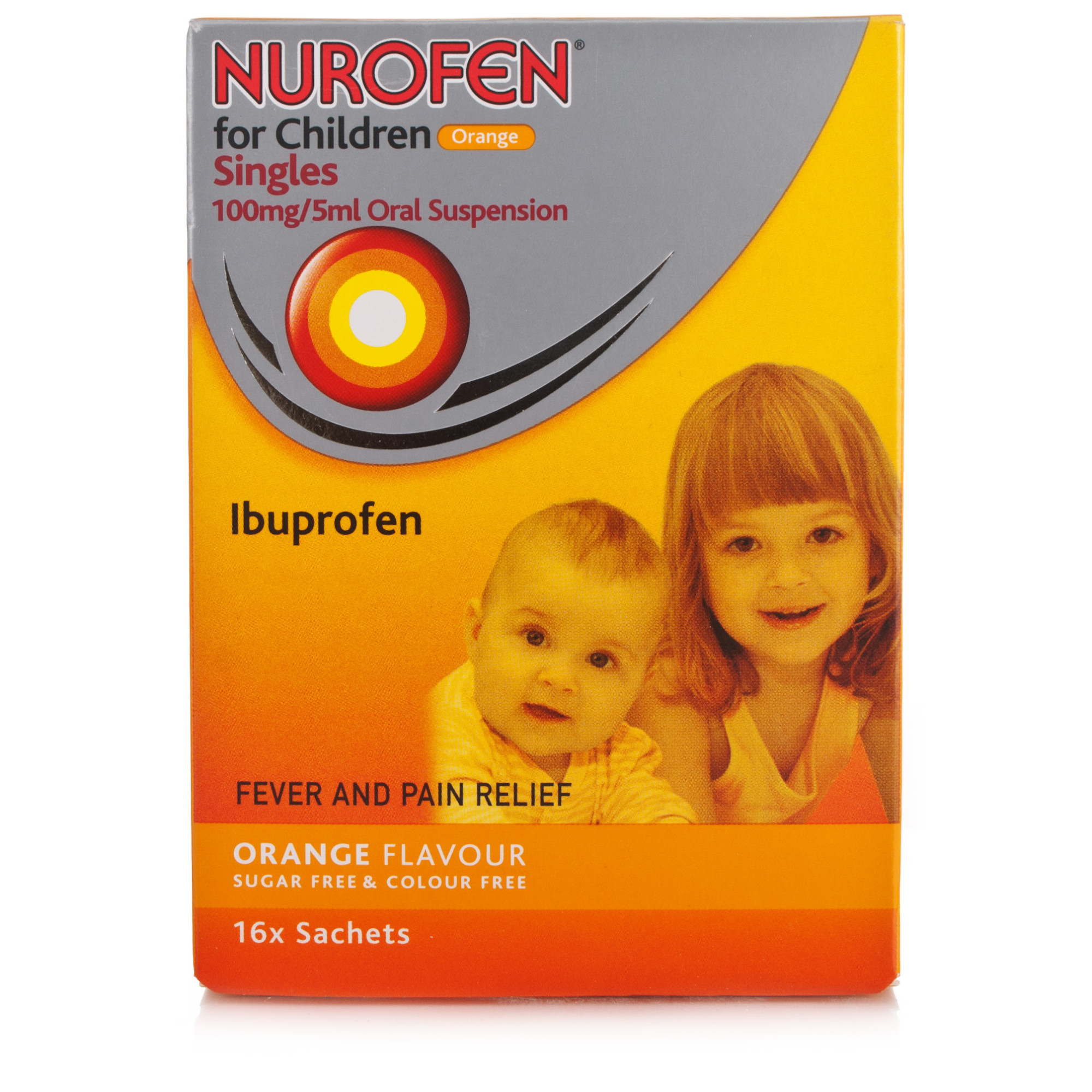 Nurofen for Children - Orange