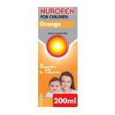 Nurofen for Children Liquid Orange Flavour