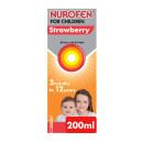 Nurofen for Children Liquid Strawberry Flavour