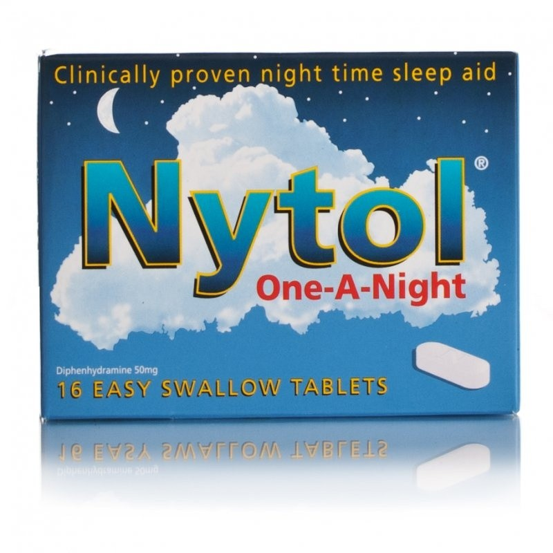 Nytol One-A-Night Caplets