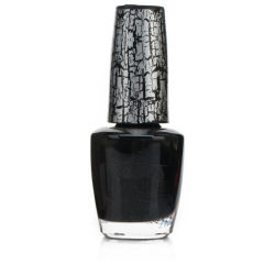 Opi Black Shatter Top Coat