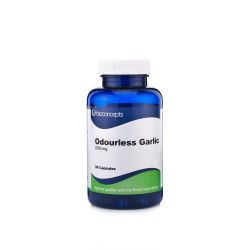 Odourless Garlic Capsules 2000mg