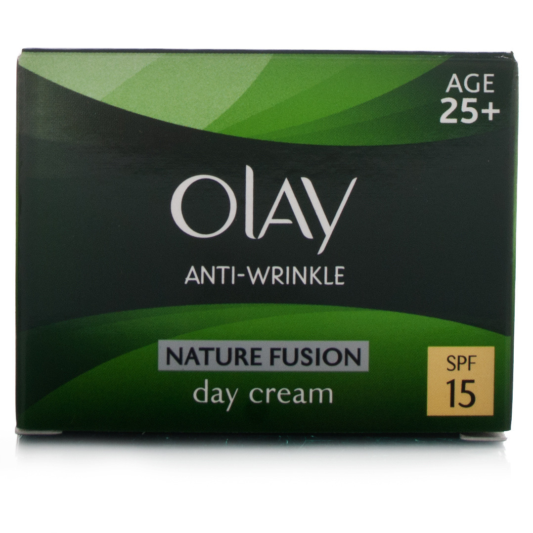 Olay Anti-Wrinkle Nature Fusion Day Cream