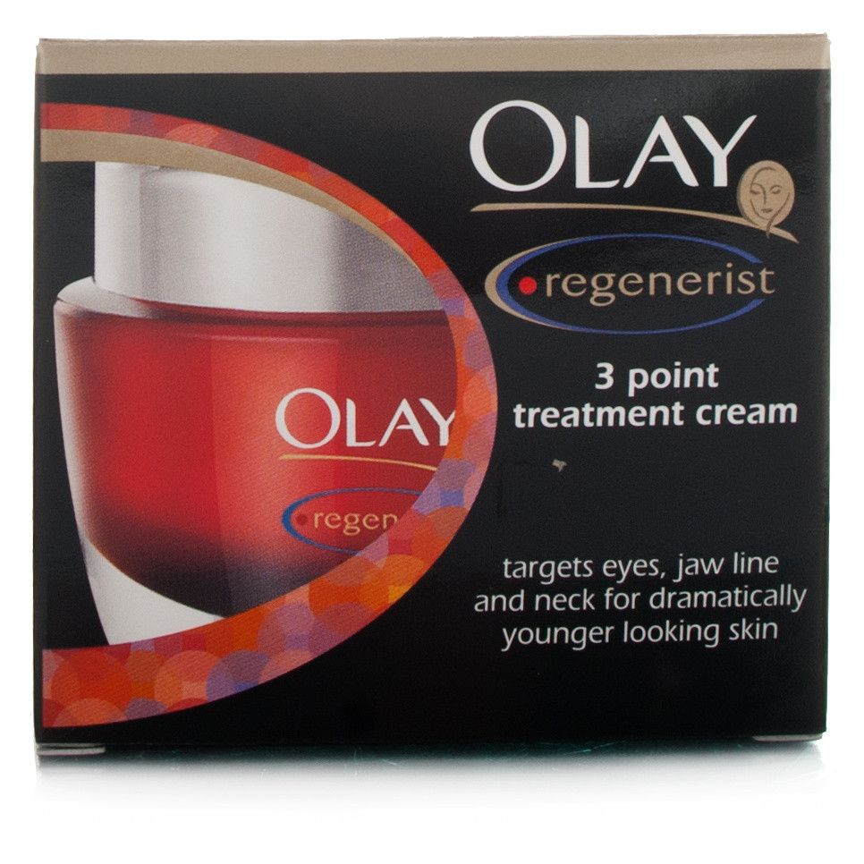 Olay Regenerist Daily 3 Point Treatment Cream