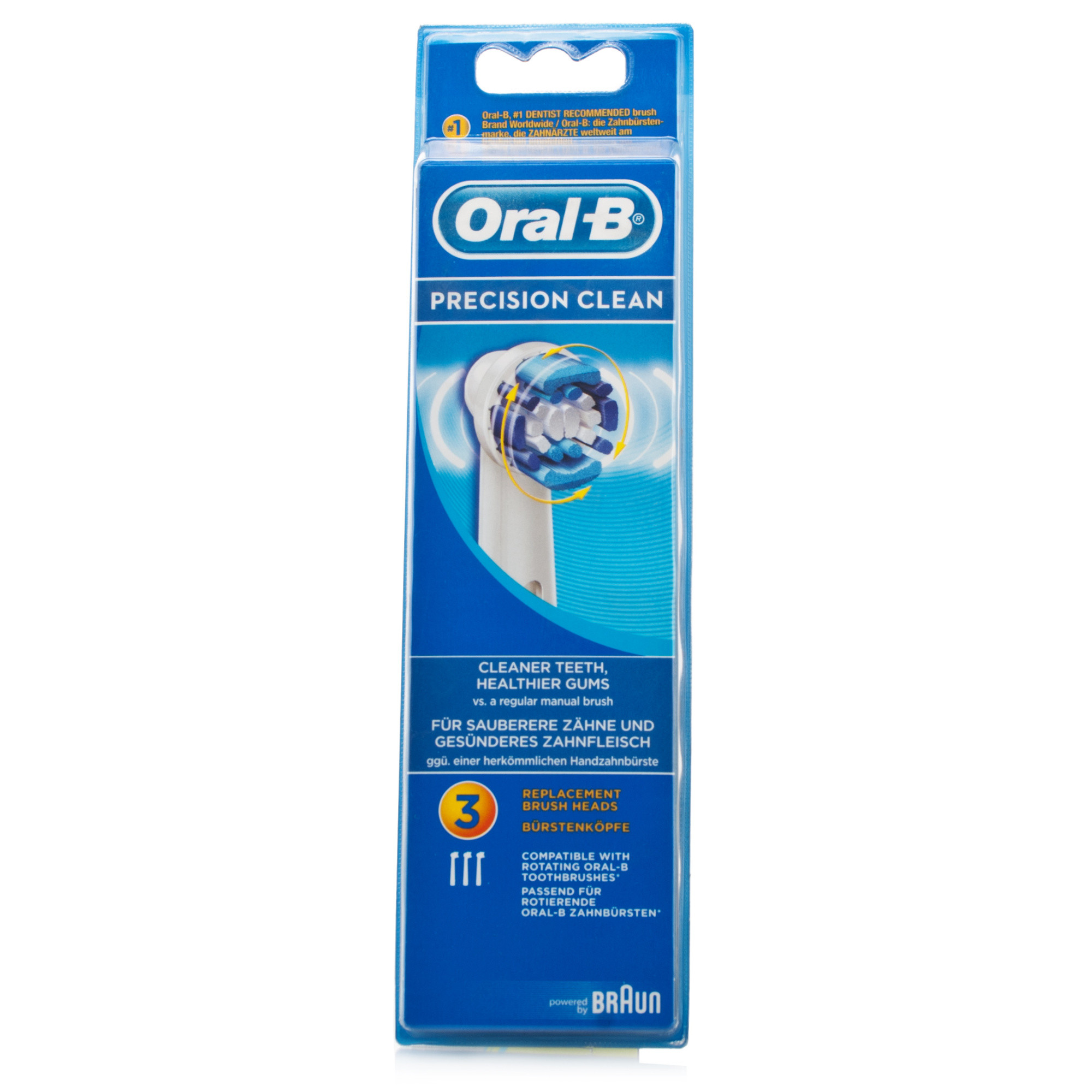 Oral-B Precision Clean 3 Brush Heads
