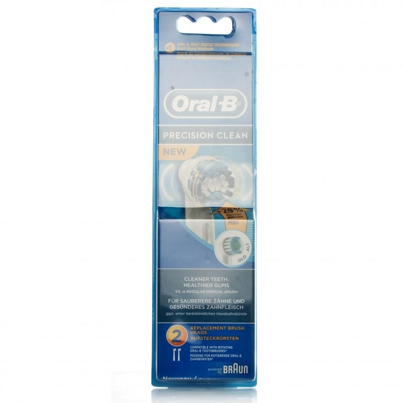 Oral-B Precision Clean Brush Heads