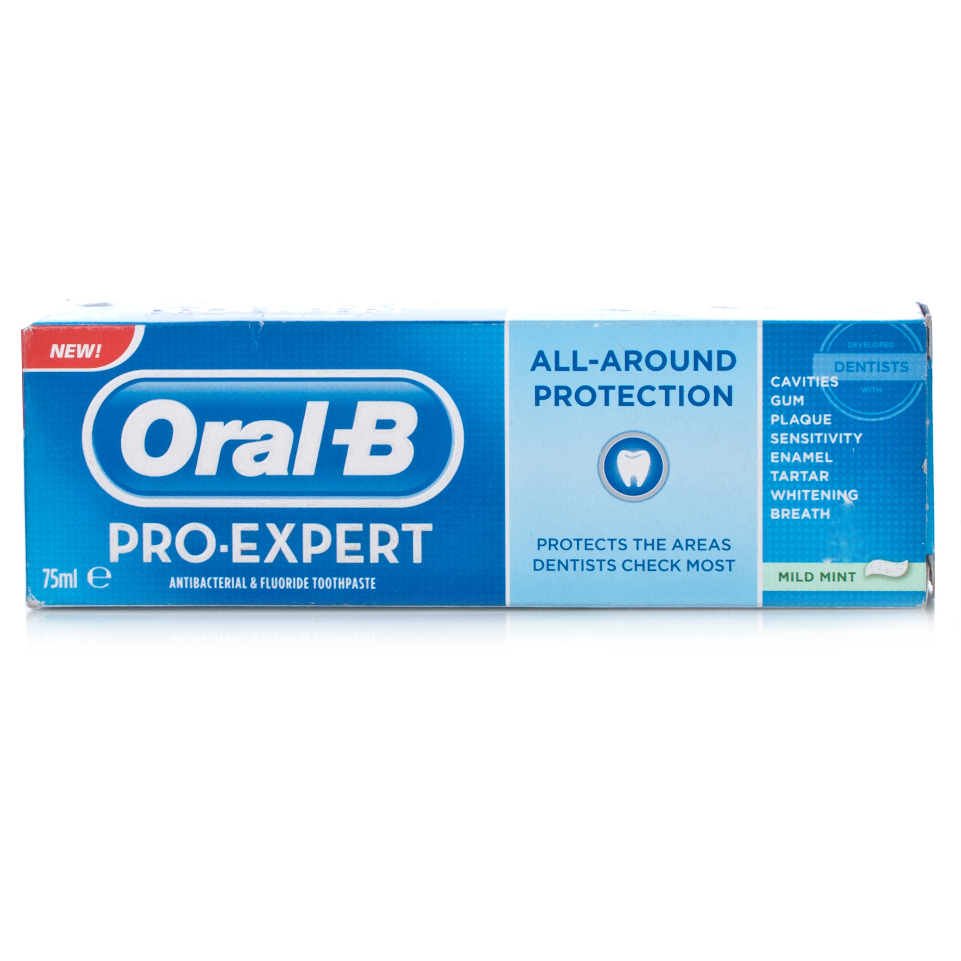 Oral-B Pro Expert All Around Protection Mild Mint Toothpaste