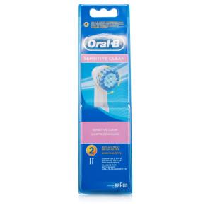 Oral B Sensitive Brush Heads Dental Care Chemist Direct