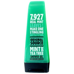 Original Source Mint And Tea Tree Shower Gel