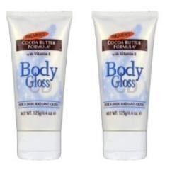 Palmers Cocoa Butter Formula Body Gloss 2 Pack