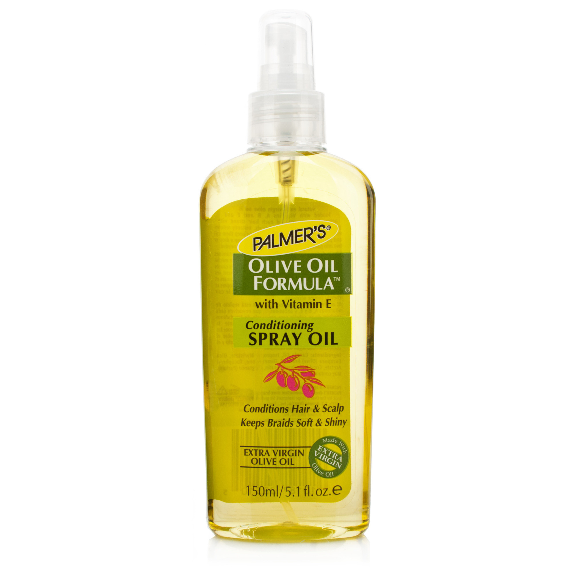 Natural Dry Scalp Treatment Olive Oil