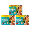 Pampers Baby Dry Maxi Nappies Jumbo Triple Pack 78 X 3