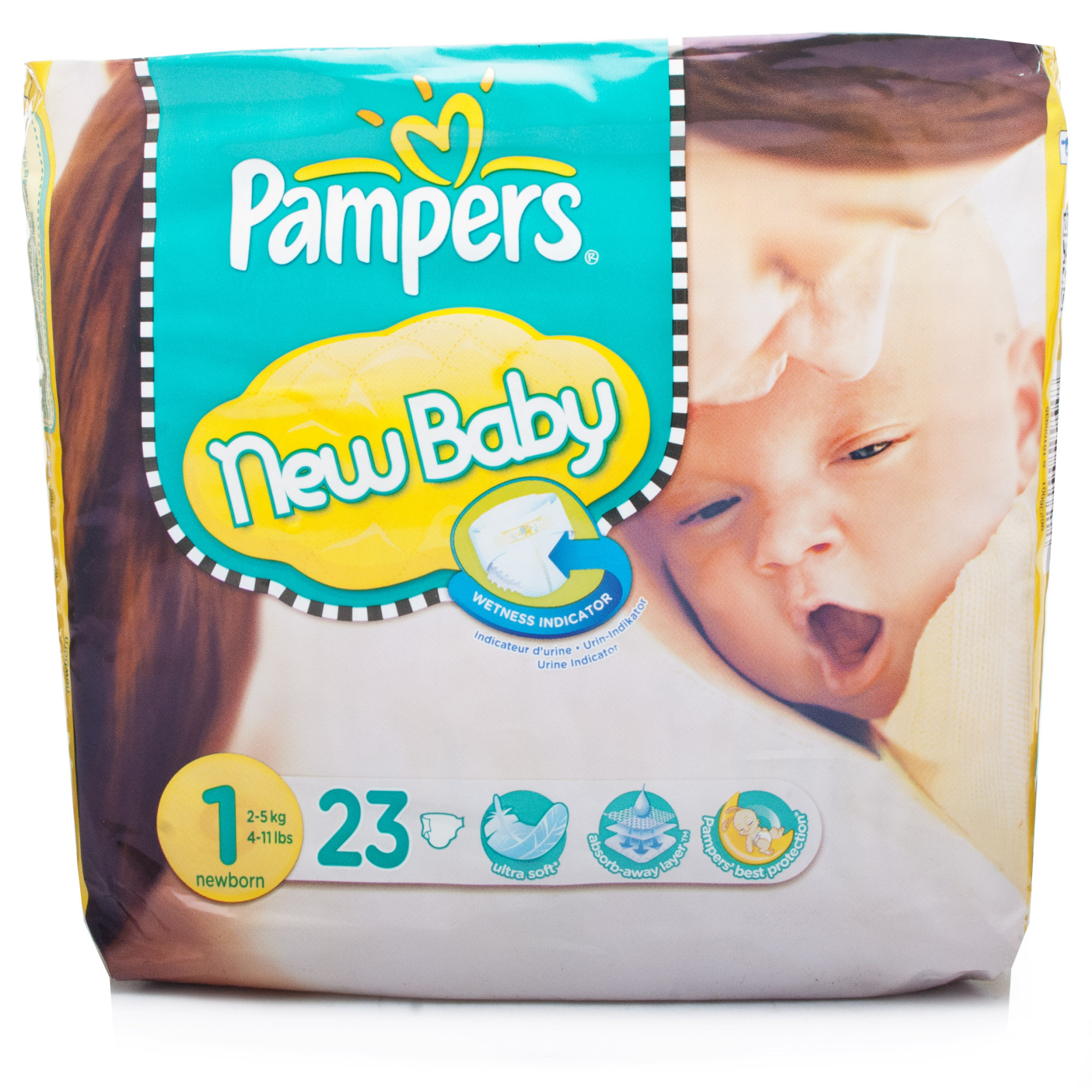 Pampers Newbaby Nappy