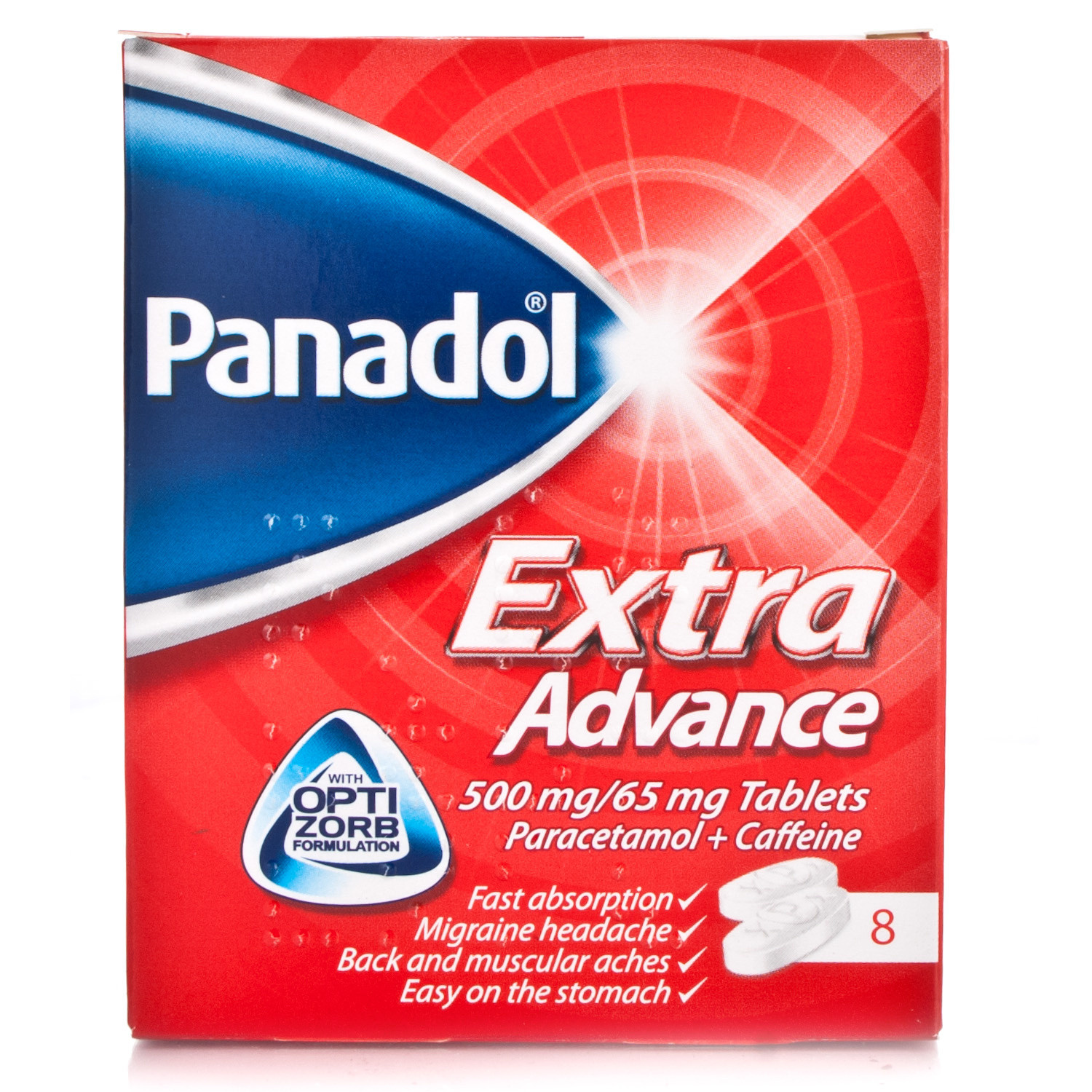 Panadol Extra Advance Chemist Direct