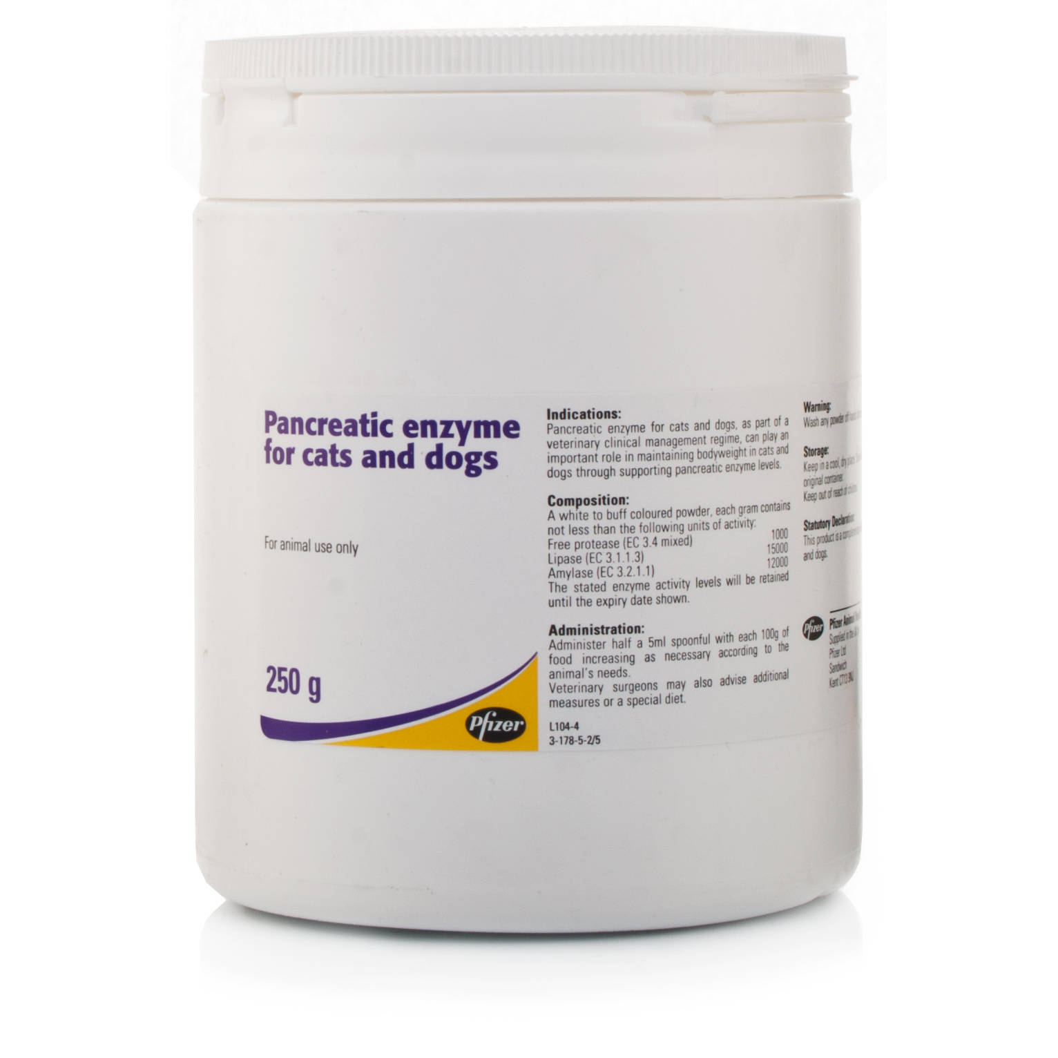 Pancreatic cancer enzyme replacement therapy
