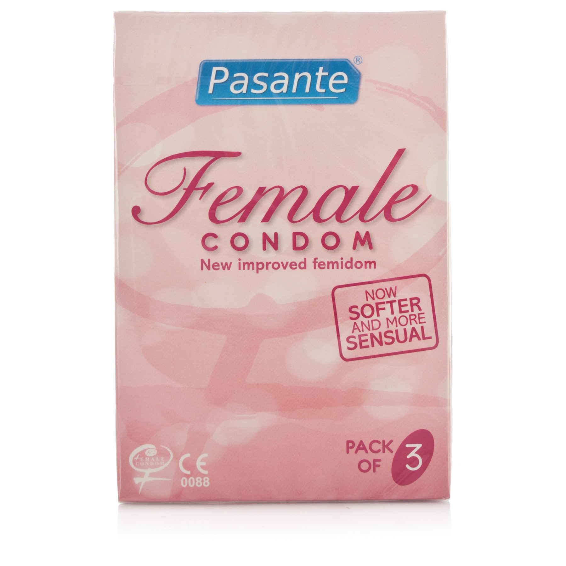 Pasante Female Condom