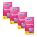 Pasante Regular Lubricated Condoms