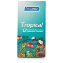 Pasante Tropical Flavour Condoms
