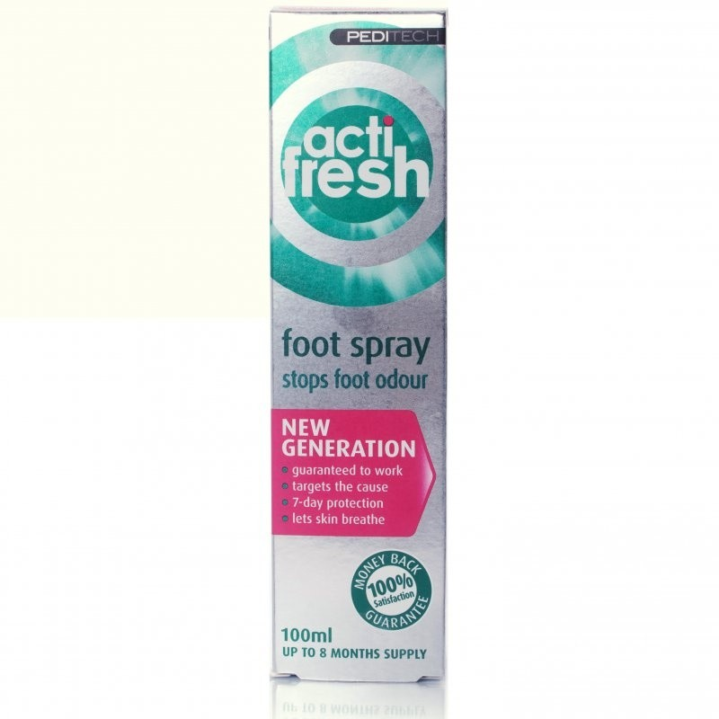 PediTech Acti Fresh Foot Odour Spray