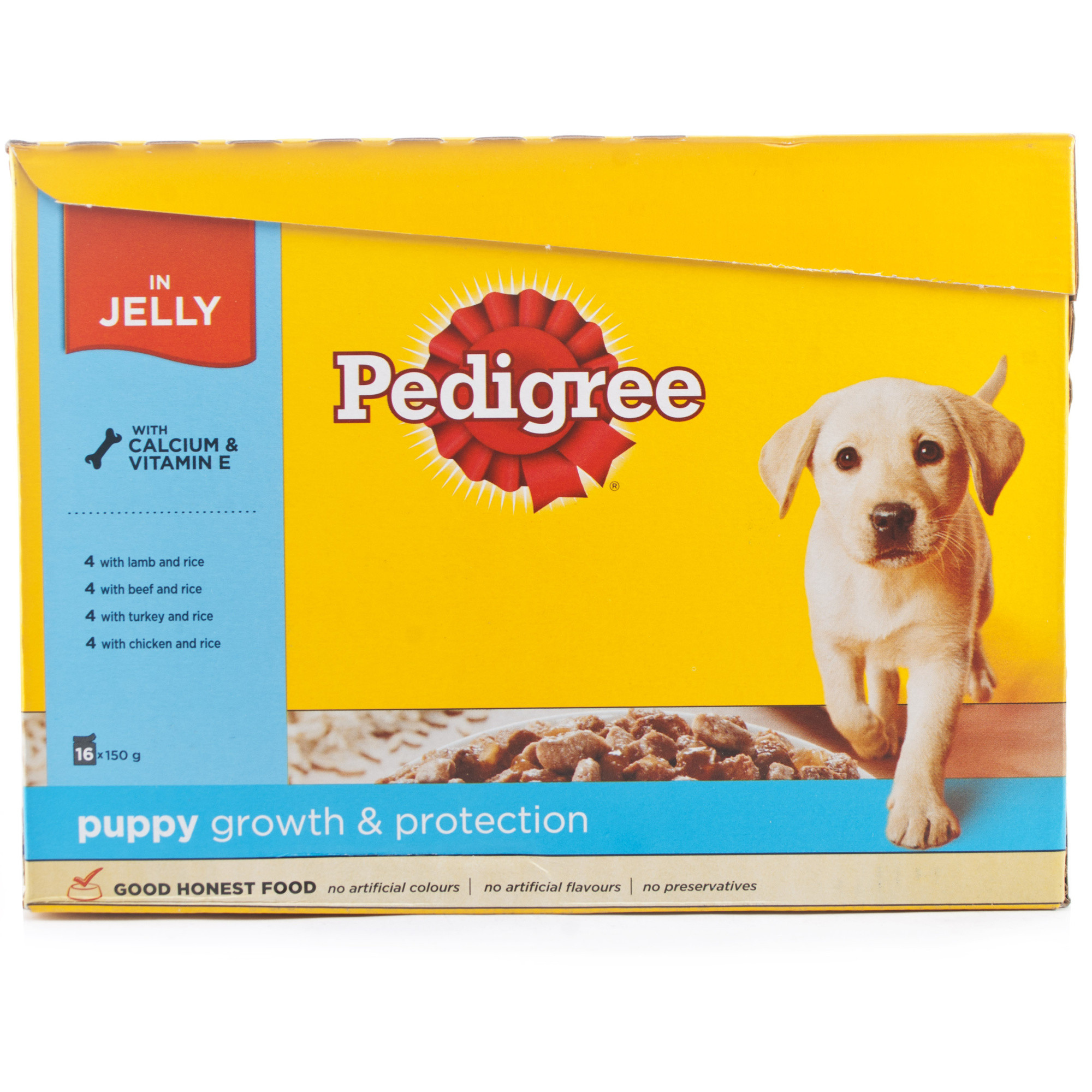 Pedigree Pouch Puppy Multipack