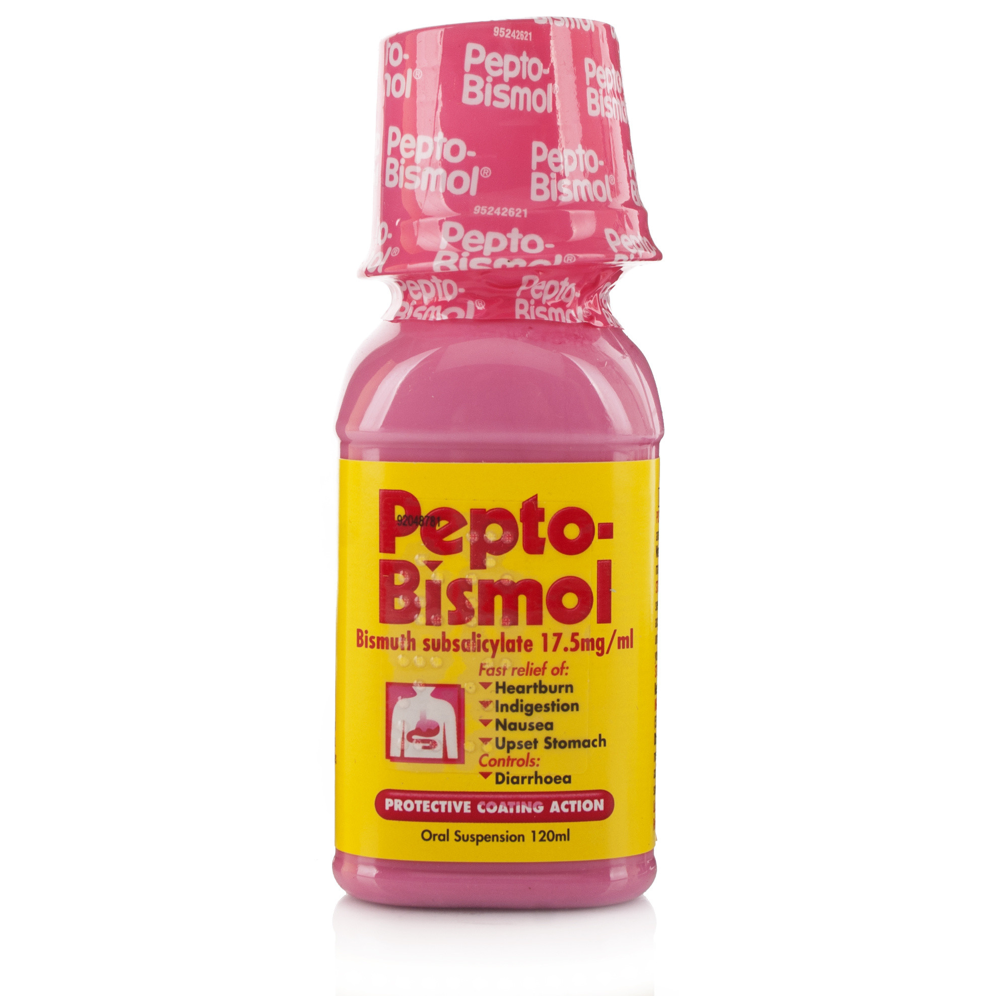 Pepto Bismol Digestive Medicine, Upset Stomach and Diarrhea Relief, Cherry, 30 Chewable Tablets out of 5 stars $ Pepto-Bismol To-Go Cherry Chewable Tablets 12 Count (Pack of 2) out of 5 stars 6. $ Next. Customers also shopped weatherlyp.gqs: