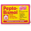 Pepto-Bismol Chewable Peppermint Tablets