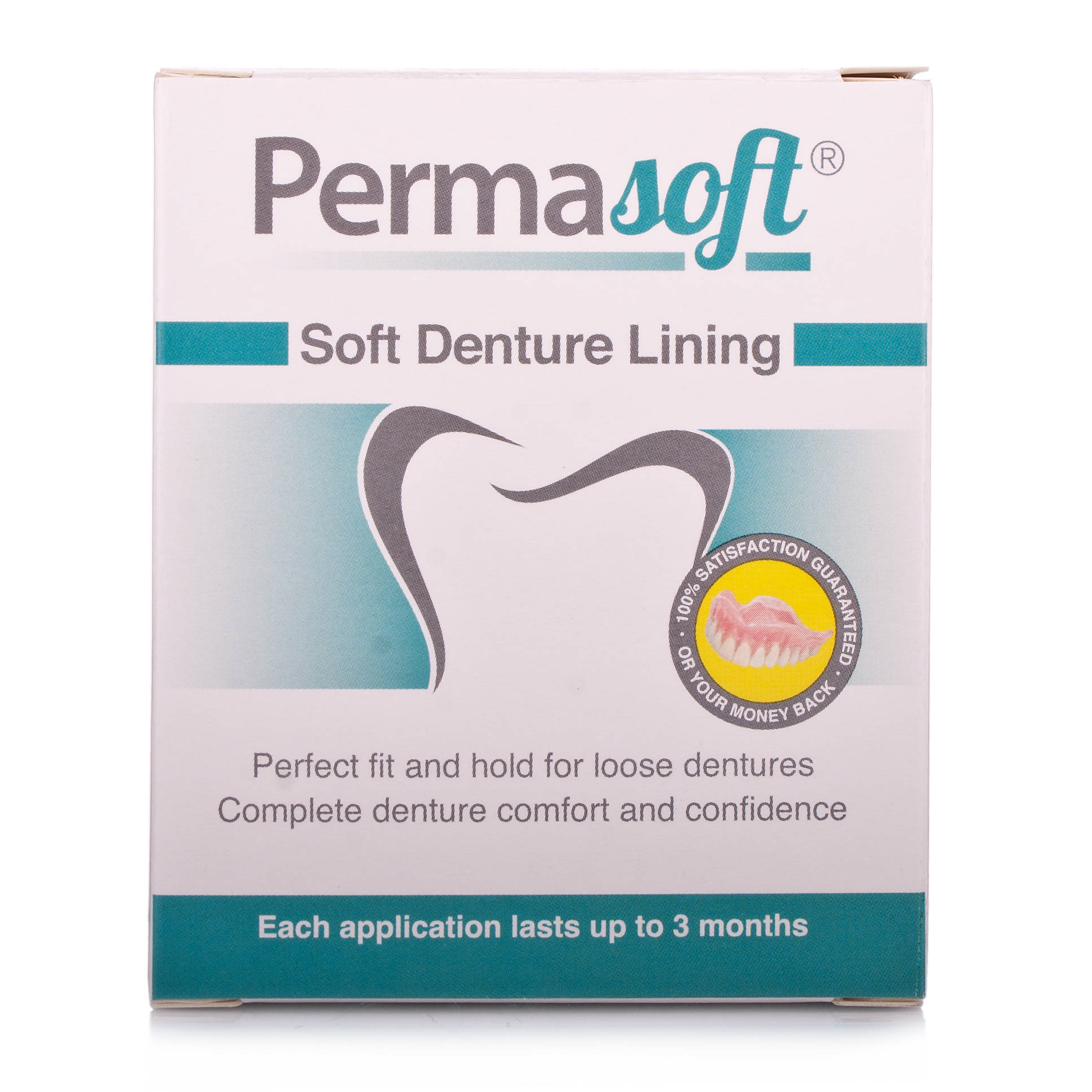 Permasoft Soft Denture Lining