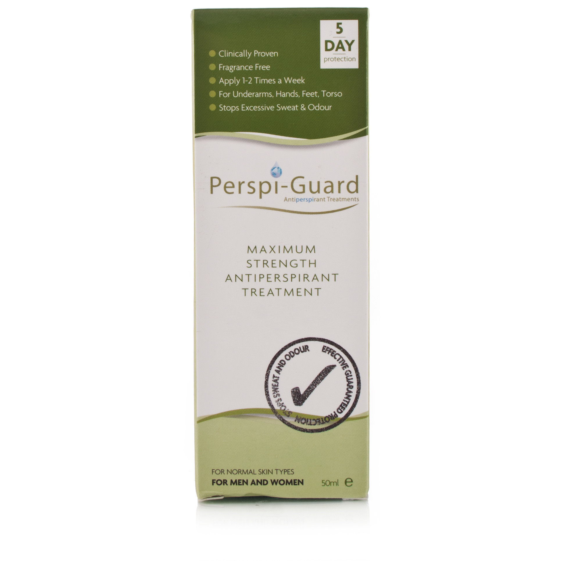 Perspi-Guard Antiperspirant Treatment