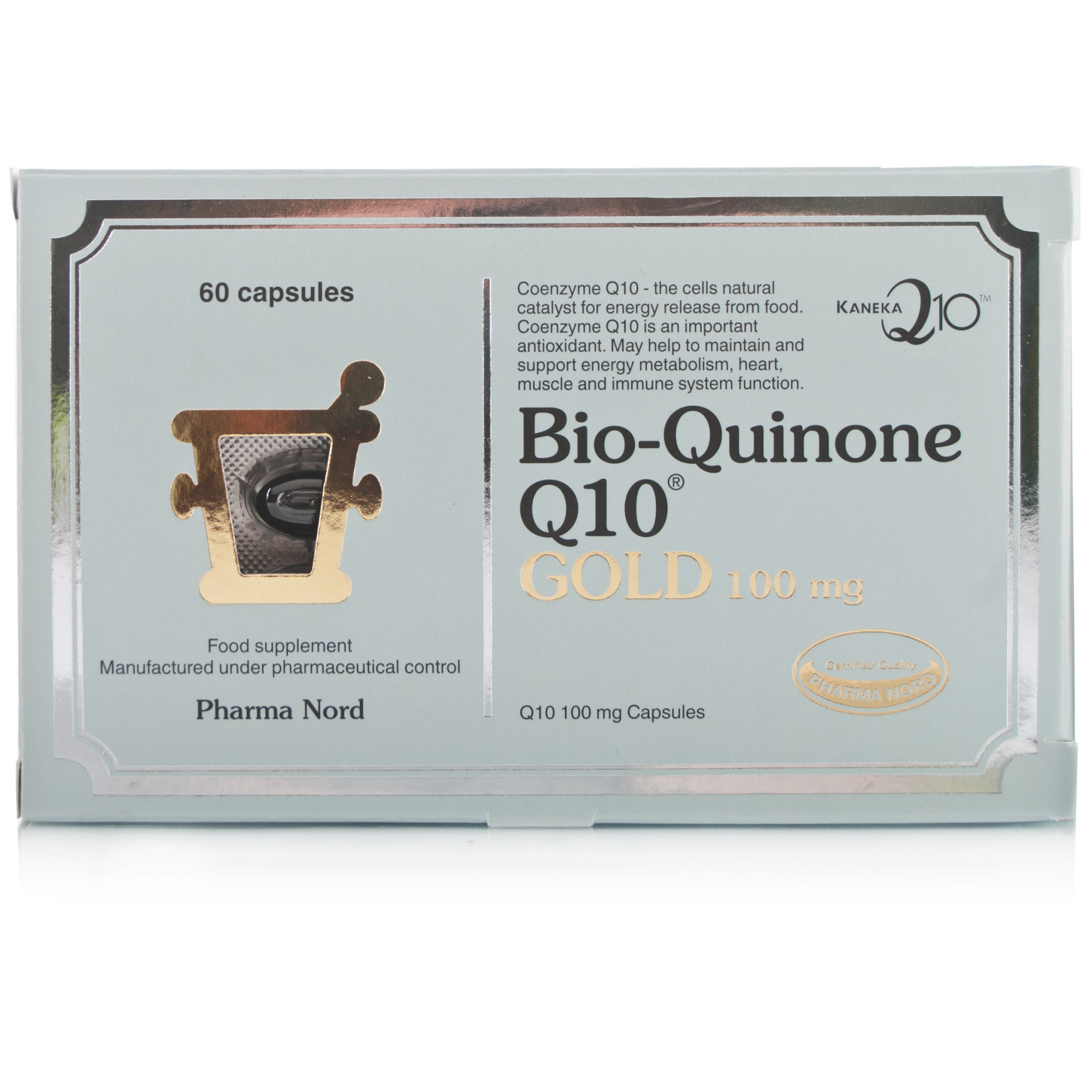 Pharma Nord Bio-Quinone Q10 Gold 100mg