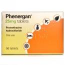 Phenergan Tablets 25mg