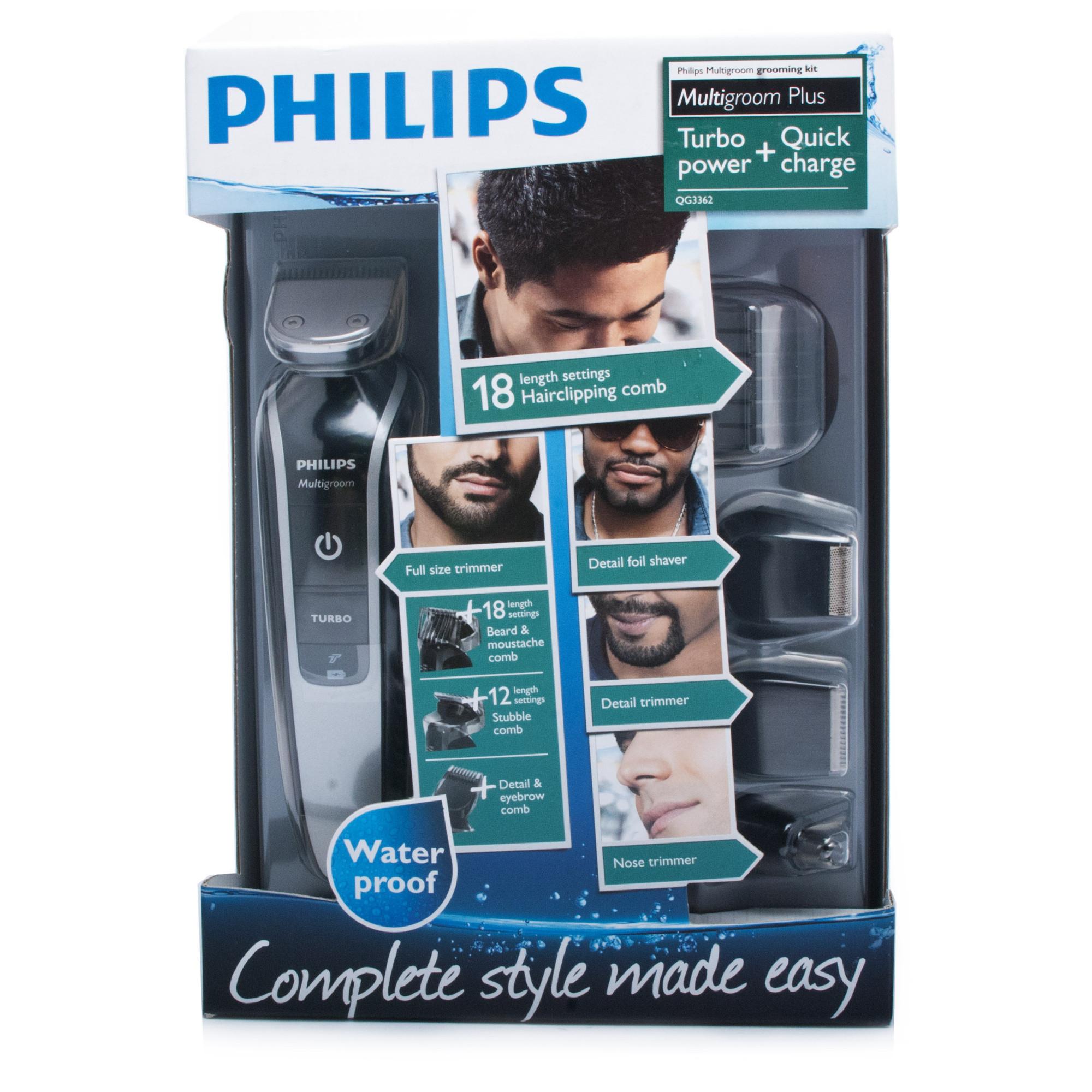 philips beard trimmer shop for cheap shaving and save online. Black Bedroom Furniture Sets. Home Design Ideas