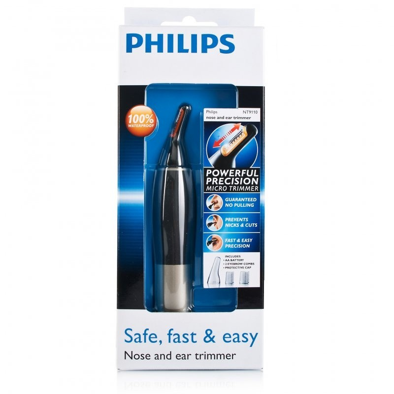 Philips Nose & Ear Trimmer NT9110