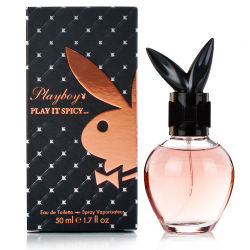 Playboy Play It Spicy 50ml Edt Spray