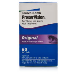 Preservision Original Softgels 60 Softgels