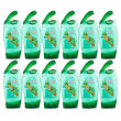 Radox Refresh 2 in 1 Shower Gel & Shampoo 12 Pack
