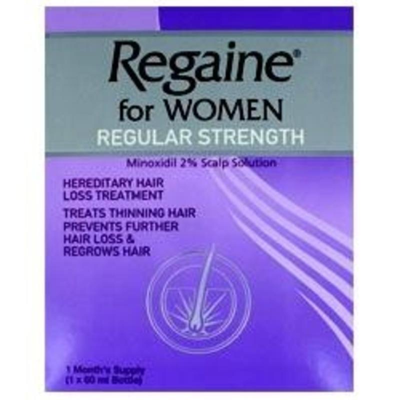 Regaine For Women 3 Months Supply Regaine For Women 6 Months