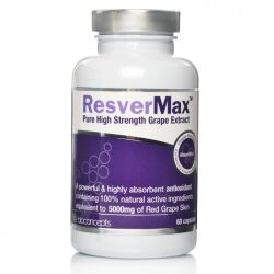 Resvermax Pure High Strength Grape Extract