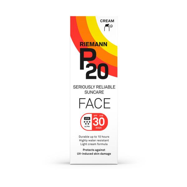 Riemann P20 Face Sun Cream SPF20