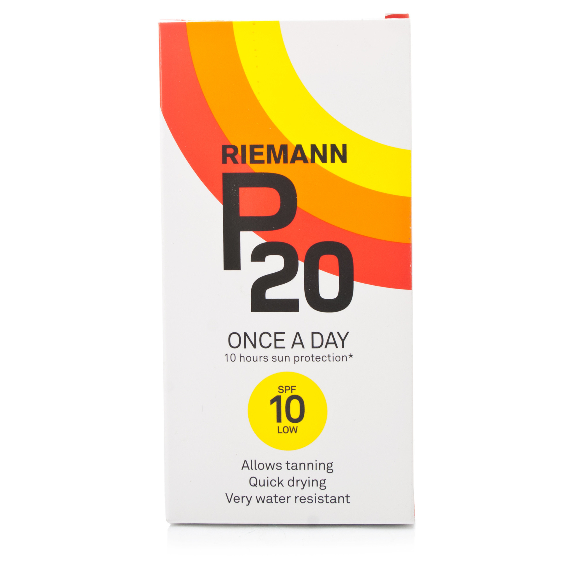 Riemann P20 Once a Day Sun Filter SPF10