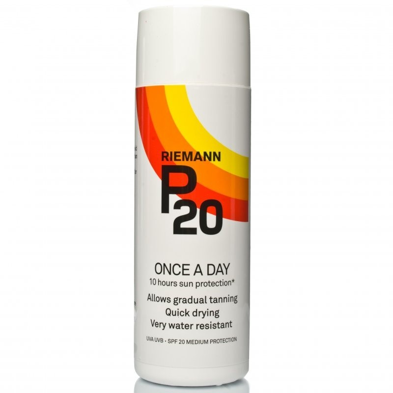 Riemann P20 Once A Day Sun Filter SPF20