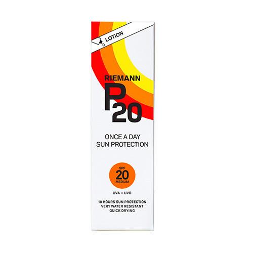 Riemann P20 Once A Day Sun Filter SPF20