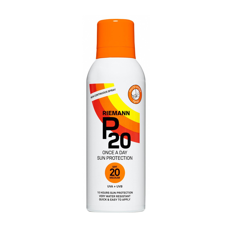 Riemann P20 SPF20 Continuous Spray
