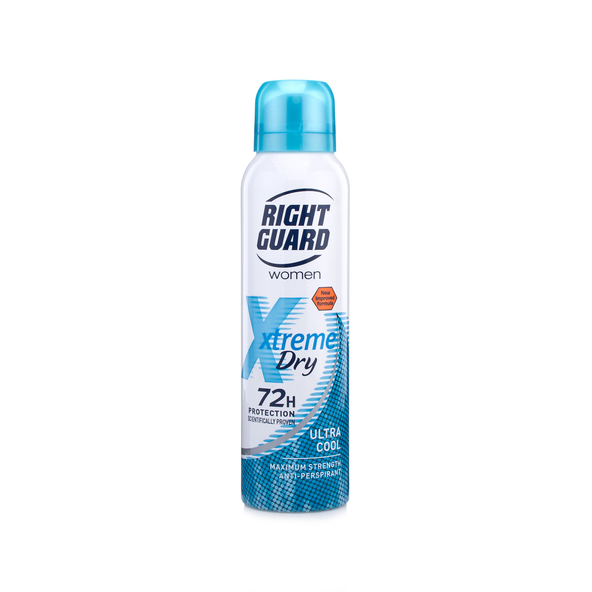 Right Guard Women Xtreme Ultra Cool 72hr Anti-Perspirant Deodorant